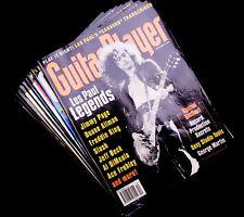 """""""Guitar Player"""" Magazine - 1998 nicht komplett 10 Hefte..."""