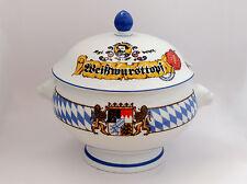 Weißwursttopf Größe 2 Liter, von Seltmann Weiden, Neu und  Orginalware.
