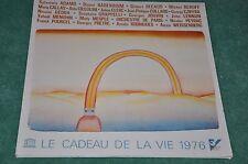 Vinyle 33 T - Various - Cadeau De La Vie 1976 - EMI82025 - Gift of Life LP Rpm