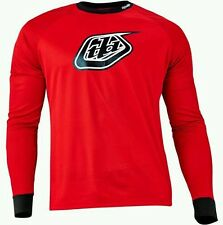 "Troy Lee Designs Moto"" ""Jersey Rojo (XL) 🔥 L @ @ K 🔥"