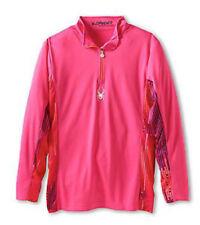 Spyder Bloom Dry WEB T-Neck Sweatshirt Size XXL (20 Girls) Fits Womens size S/M