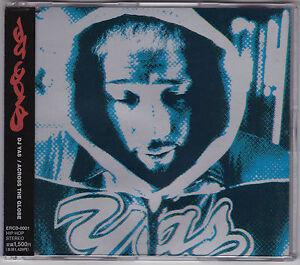DJ Yas - Across The Globe - CD (ERCD-0001 4 x Track Japan)