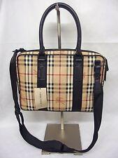 Burberry Damentaschen mit zwei Trägern und Magnetverschluss