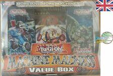 Yu-Gi-Oh!!!  Machine Madness Value Box  brand new sealed American Print!!