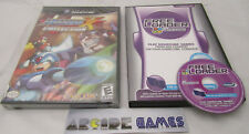 LOT MEGAMAN X COLLECTION GAMECUBE NTSC NEUF SOUS BLISTER (NEW) + FREE LOADER