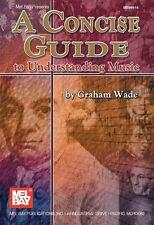 Wade un guide sommaire à la compréhension de la musique tous les instruments BAM Livre