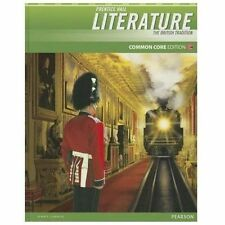 Prentice Hall Literature, Grade 12: Common Core Edition by Heather Barnes, Cathy