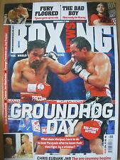 BOXING NEWS 17 NOVEMBER 2011 MANNY PACQUIAO DEFEATS JUAN MANUEL MARQUEZ
