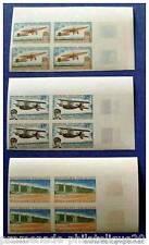 MADAGASCAR timbre - Yvert et Tellier n°435 à 437 non dentelés - Bloc de 4 - n**