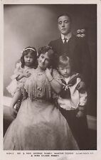 POSTCARD ACTRESSES  The Robey Family