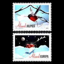 Aland 2015 - Christmas - MNH