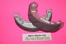 HONDA 1984-1985 ATC200M Grooved  Rear Brake Shoes
