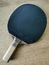 Top Butterfly WAKABA D-13 Table Tennis Racket Black RED Table Tennis VINTAGE