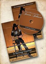 Instructional Dvd: 3-String Guitar (Second Edition)