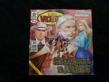 EL LIBRO VAQUERO #??? WESTERN MEXICAN COMIC SENTENCE FOR AN INDIGENT