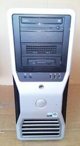 Dell Precision T7400 DUAL Xeon E5410 2.33GHz 16GB RAM 500GB HDD 9800GT 512MB