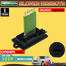 Blower Motor Resistor for Jeep Grand Cherokee WH WK 2005 2006 2007 Commander