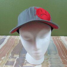 57b1d194cc632 Rougue Status Mens Baseball Hat Gray Flex Fit S-M hat Baseball Cap