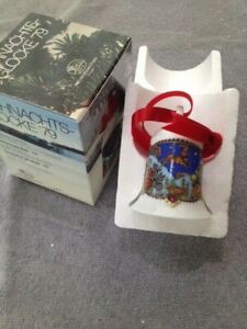 Hutschenreuther Weihnachtsglocke 1979 mit  Originalverpackung , weitere ab 1978