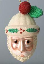 "Patricia Breen Christmas 1998 Thornhill Santa Large 6 1/2 "" #9842 Retired"