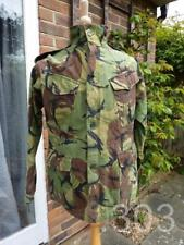 1968 Pattern Pale DPM Camouflage British Army Combat Smock Jacket Pre Falklands