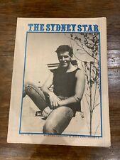 The Sydney Star gay newspaper, vol. 2, no. 8, October 1980 LGBT, queer Australia