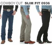 Wrangler Cowboy Cut Slim Fit Jeans 0936 Men's