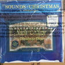Dept 56 Snow Village® Jolly'S Christmas Shop - Brand New-Sealed In Plastic