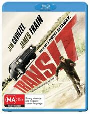 Transit (Blu-ray, 2012, 2-Disc Set) New, ExRetail Stock (D145)(D146)