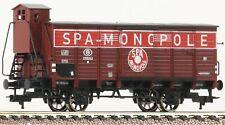 """Fleischmann 535808 Refrigerated wagon """"SPA"""", SNCB"""