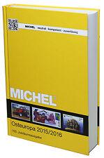 Michel Katalog Osteuropa 7 Oost Europa 2016 catalogue Eastern Europe catalogus