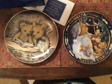 Franklin Mint - Bedtime Story & Twinkle Little 