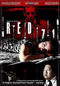 RED 71 DVD Michelle Belegrin, Nathan Ginn Neo Noir Movie Murder Thriller