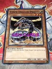 Carte Yu Gi Oh CYBER DRAGON PROTO x 3