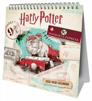 Harry Potter Desk Easel 2020 Calendar Page-a-Month Tent