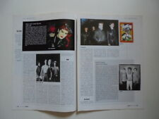Jane's Addiction Stansfield Stranglers Iggy Pop Visiting Kids clippings France