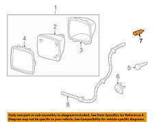 GM OEM Headlight Head Light Lamp-Spring 459461