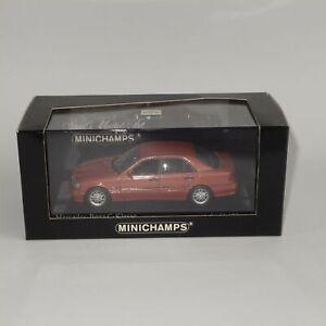 Minichamps 1997 Mercedes Benz C Class Orange Metallic