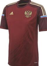 Adidas RFU H JSY Y Trikot Kinder Russland Nationalmanschaft 2014 Russia 128-164