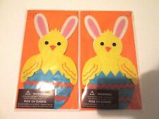 2 Papyrus Easter Greeting Cards with Orange Envelopes Make Me an Offer