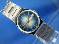 Nidor Automatic Gents Watch Vintage Circa 1970S NOS 21 jewel MSR P27 French Date