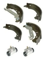 Ford Fiesta Mk6 |2003-2008| Rear Brake Shoes & Wheel Cylinders |Aluminium|