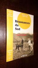 RESONANCES DU SUD - Guy de Larigaudie 2011