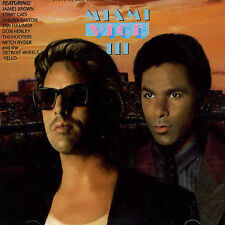 Miami Vice, Vol. 3 by Original Soundtrack (CD, Jun-1995, MCA)