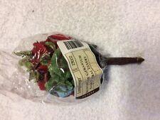 Longaberger Mini Geraium Flower Insert - New