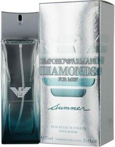 Emporio Armani Diamonds Summer for Men Eau Fraiche by Giorgio Armani Eau de Toil