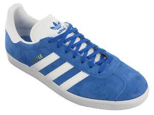 Adidas Mens Gazelle Trainers Smart Casual 3 Stripes Football Shoes EP5600 UK5-11