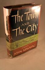 THE TOWN AND THE CITY By Jack Kerouac 1950 1st Edition