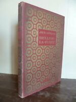 J. London Belliou el Humo Demuestra H.Eliott/ Hacha / 1939 Frontispicio Título