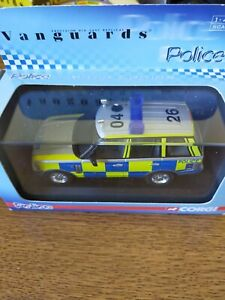 Lledo Corgi Vanguards VA09601 Range Rover - Lancashire Constabulary